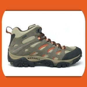 MERRELL Moab 2 Bungee Cord Trail Hiking Boots